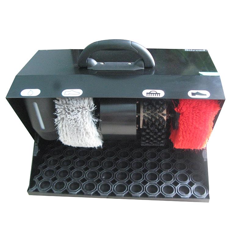 máy đánh giày cảm ứng dùng cho văn phòng