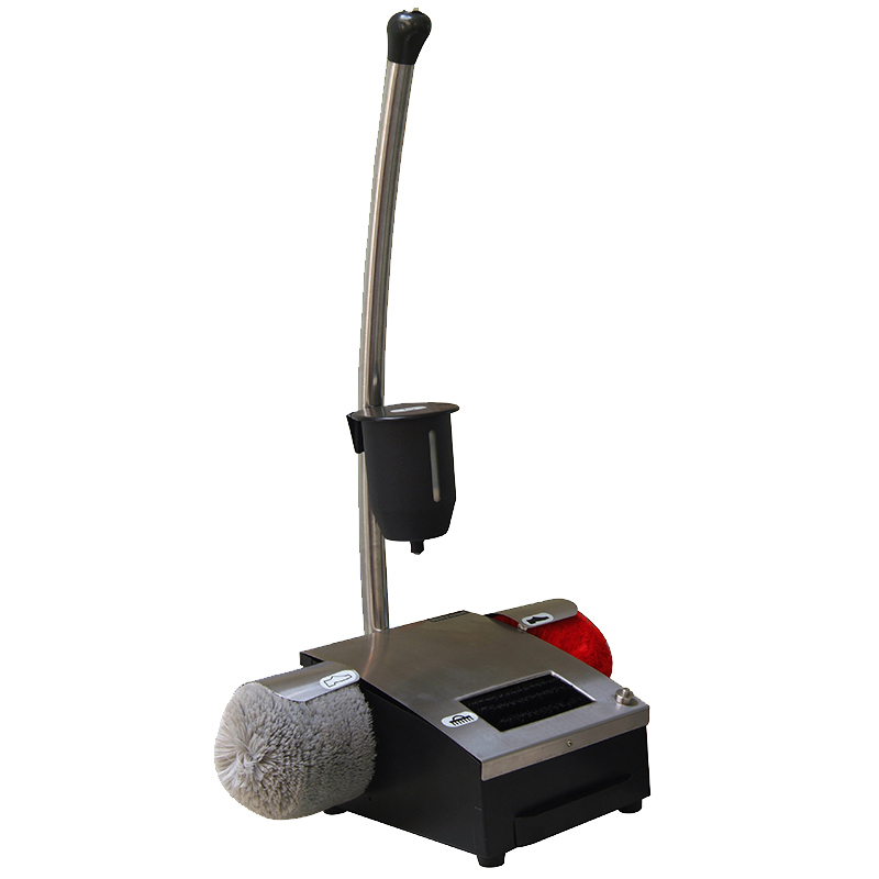 máy đánh giày tự động hình chữ L