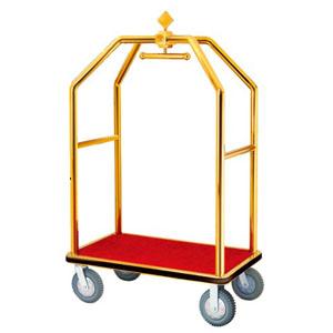 xe đẩy hành lý có bánh xe đúc đặc loại lớn